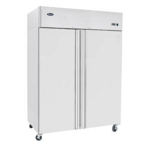 Armadio-refrigerato-BT-1400-Lt-doppia-porta-per-teglie-GN2-1-GREEN-LINE